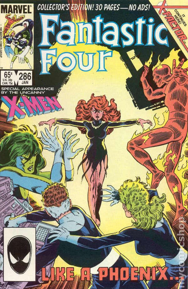 Fantastic Four 286