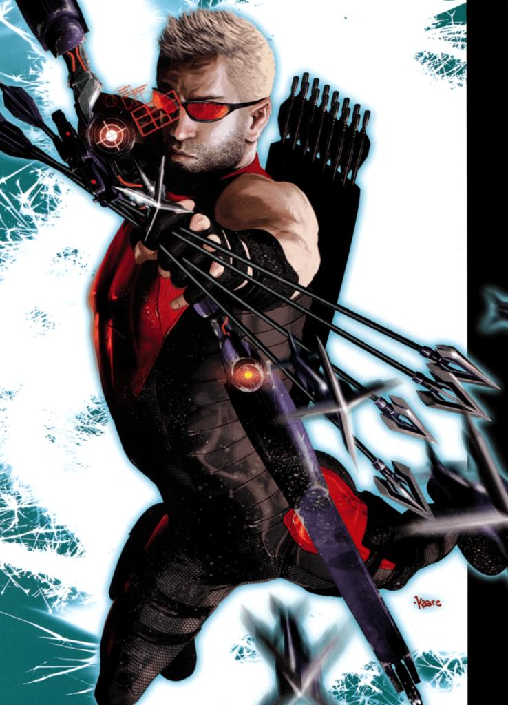 Ultimate Hawkeye