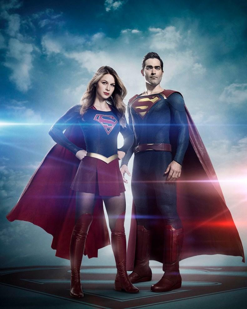 Superman Supergirl CW