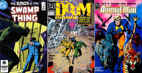 swmp-thing-alan-moore-bisette-totleben-animal-man-doom-patrol-grant-morrison-chaos-troug-richard-case
