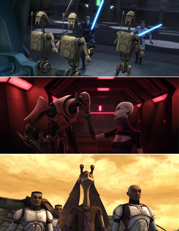 star-wars-clone-wars-anakin_obi-wan_droids-asajj-ventress-general-grievous-jarjar