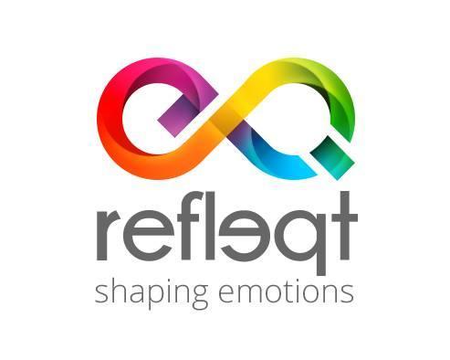 logo refleqt emotional Intelligence
