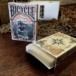 Seven Seas themed Bicycle® Deck
