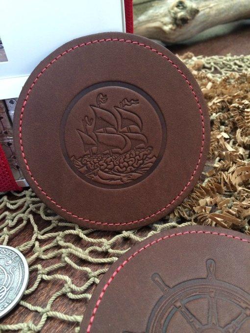 BV Branded Coasters (set of 2)