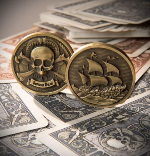 Seven Seas Medallion