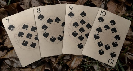 Bones Playing Cards - Rebirth Edition (pre-order)