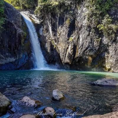 Chasing waterfalls in Biliran