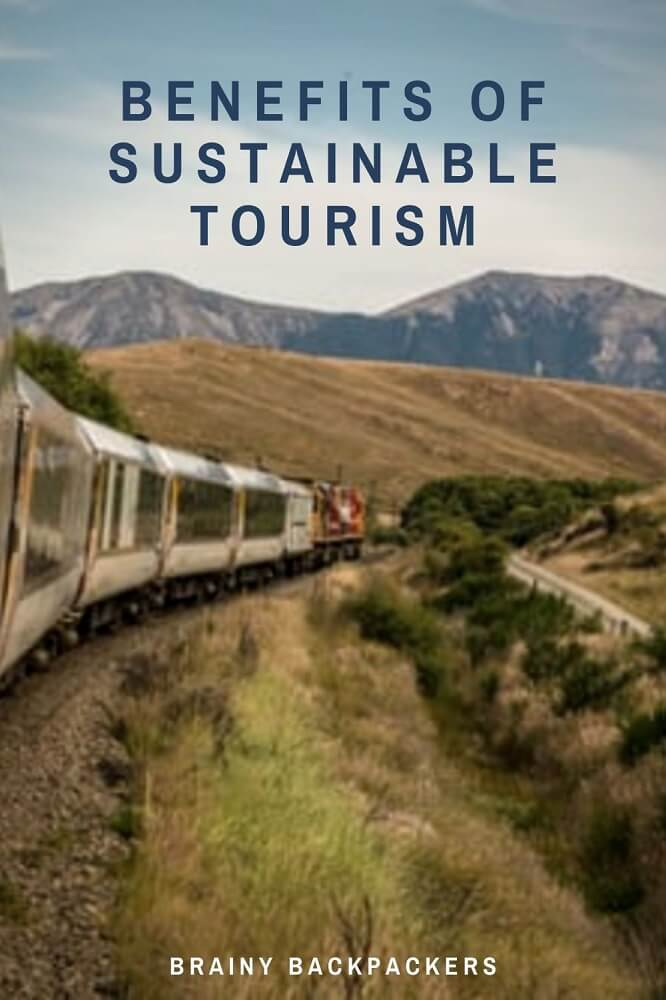 Are you wondering if there are benefits of sustainable tourism for you as a traveler? Check out what the experts have to say about the benefits of sustainable tourism for the locals and the traveler in addition to the environment. #sustainbaletourism #sustainabletravel #brainybackpackers #traveltips #ecofriendly #sustainability #responsibletourism #travel #responsibletravel