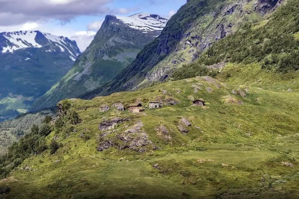 Norway trekking guide