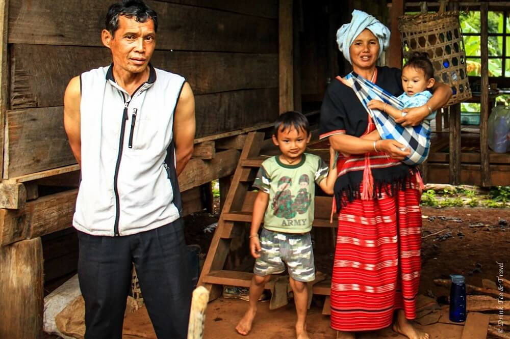 Visit remote places in Thailand like Lahu Hill Tribe village
