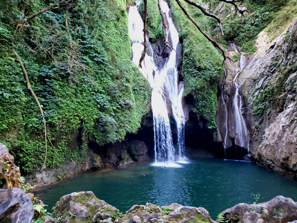 Topes de Collantes waterfall | Paradise Catchers