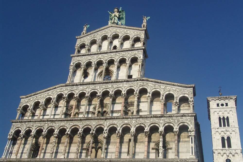 Church of San Michele in Lucca