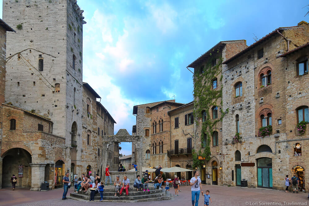 San Gimignano is one of the best Tuscan villages to visit