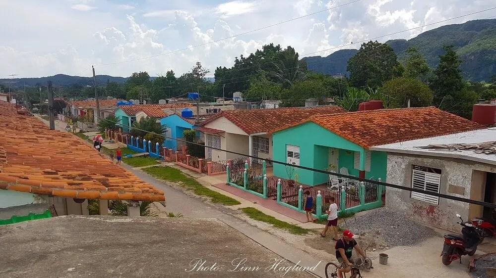 Viñales houses