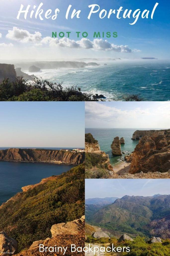 Are you looking for spectacular hiking trails in Portugal for your next adventure? Check out these stunning hikes in Portugal recommended by hiking experts. #hikingportugal #hiking #europe #europehiking #travel #responsibletravel #responsiblehikingtips #responsibletourism #nature #beautifulplaces #traveltips