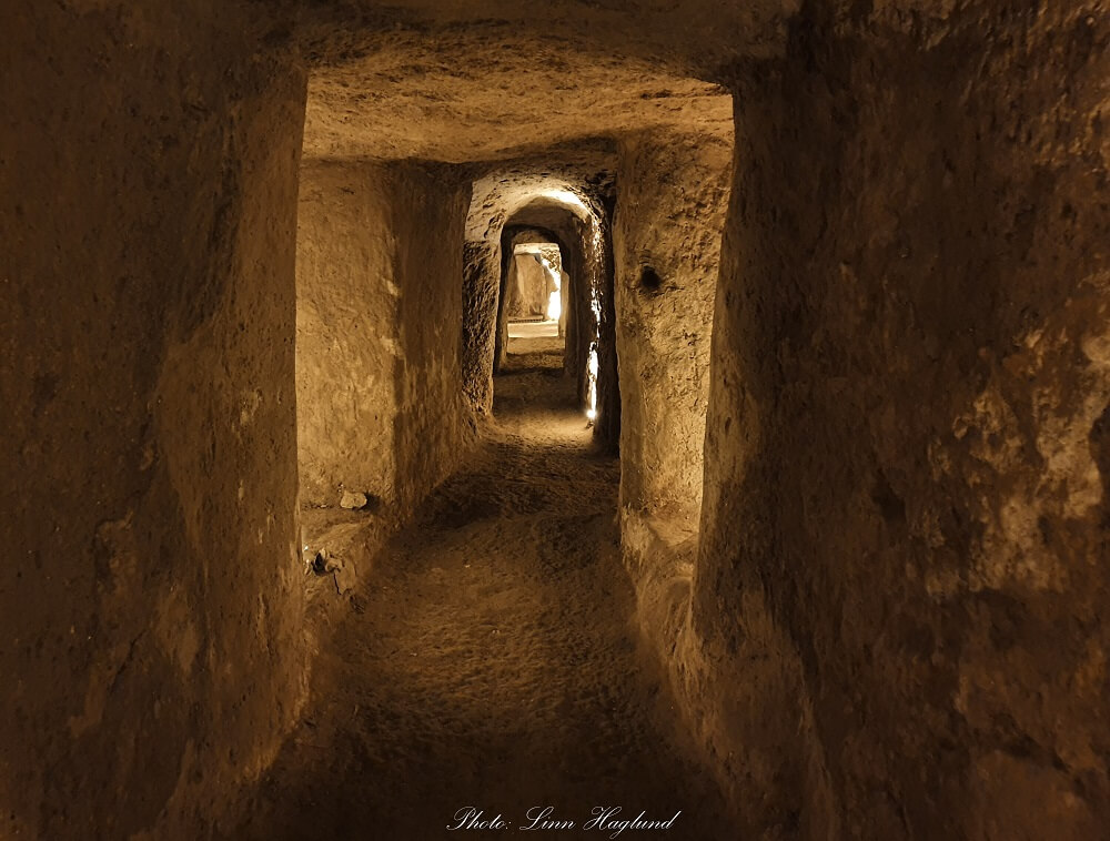 Noushabad underground city is one of the best things to do in Kashan