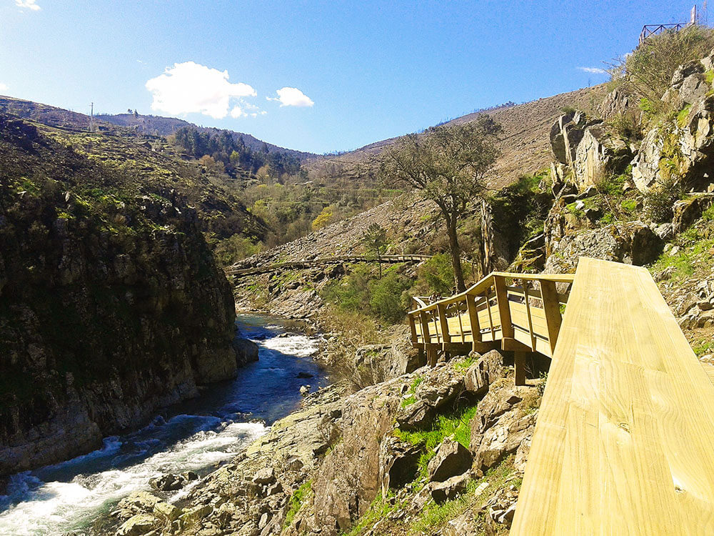 Paiva walkways is one of the best hikes Portugal has to offer