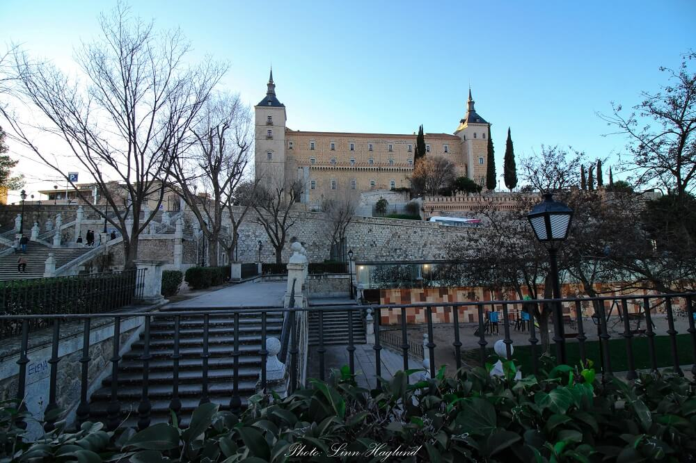 Alcázar is a must visit while one day in Toledo