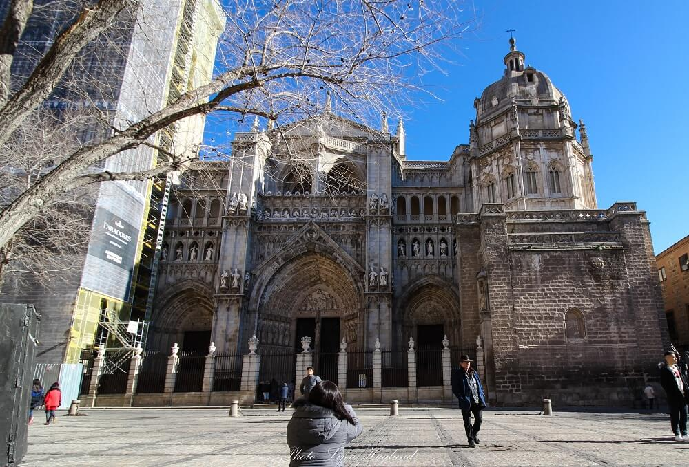 Catedral Primada needs to be on your Toledo itinerary