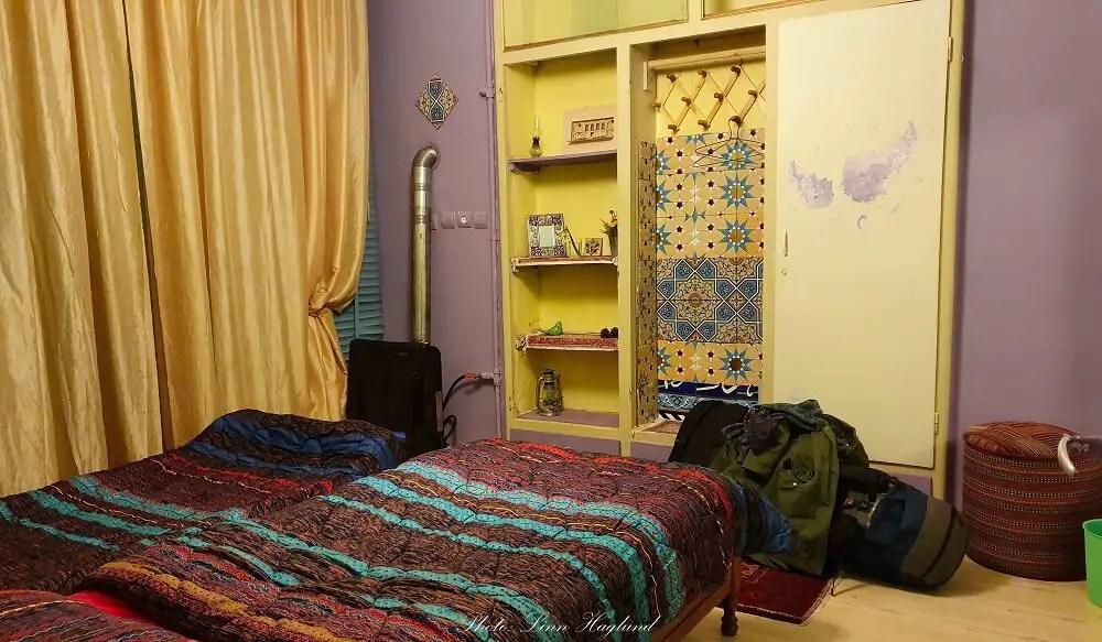 Iran is a cheap travel destination