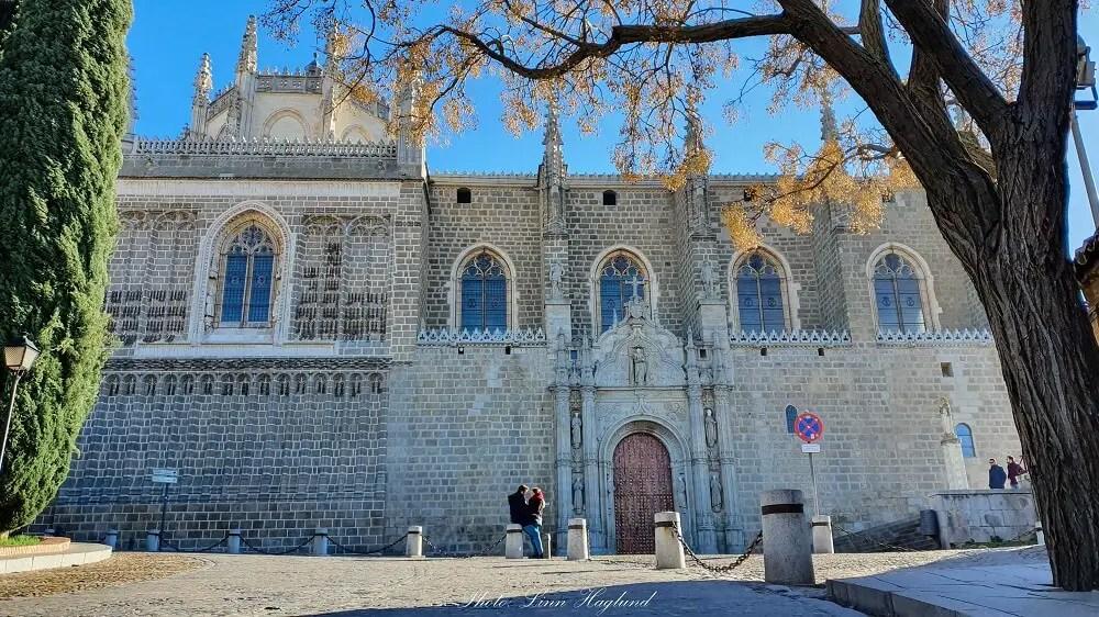 Any Toledo day trip must include Monasterio de San Juan de Los Reyes
