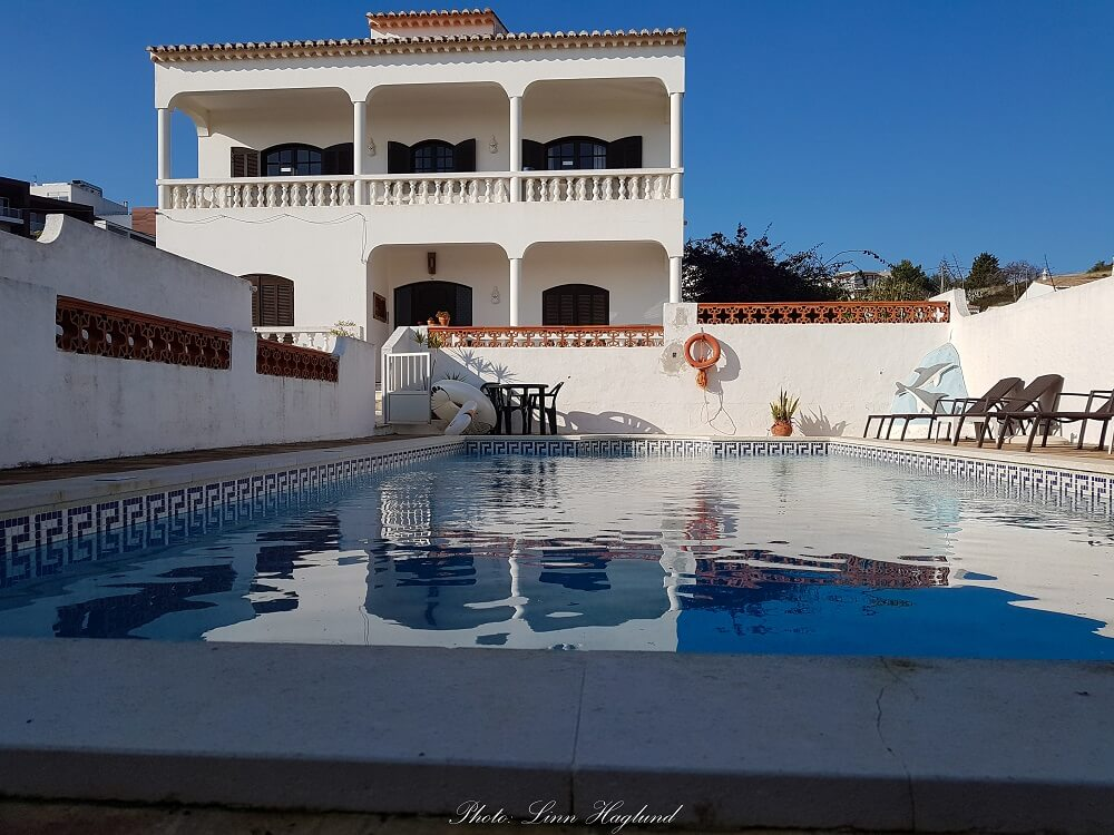 Where to stay in Lagos Portugal - Casa Praia Mar is one of the best places to stay in Lagos Portugal