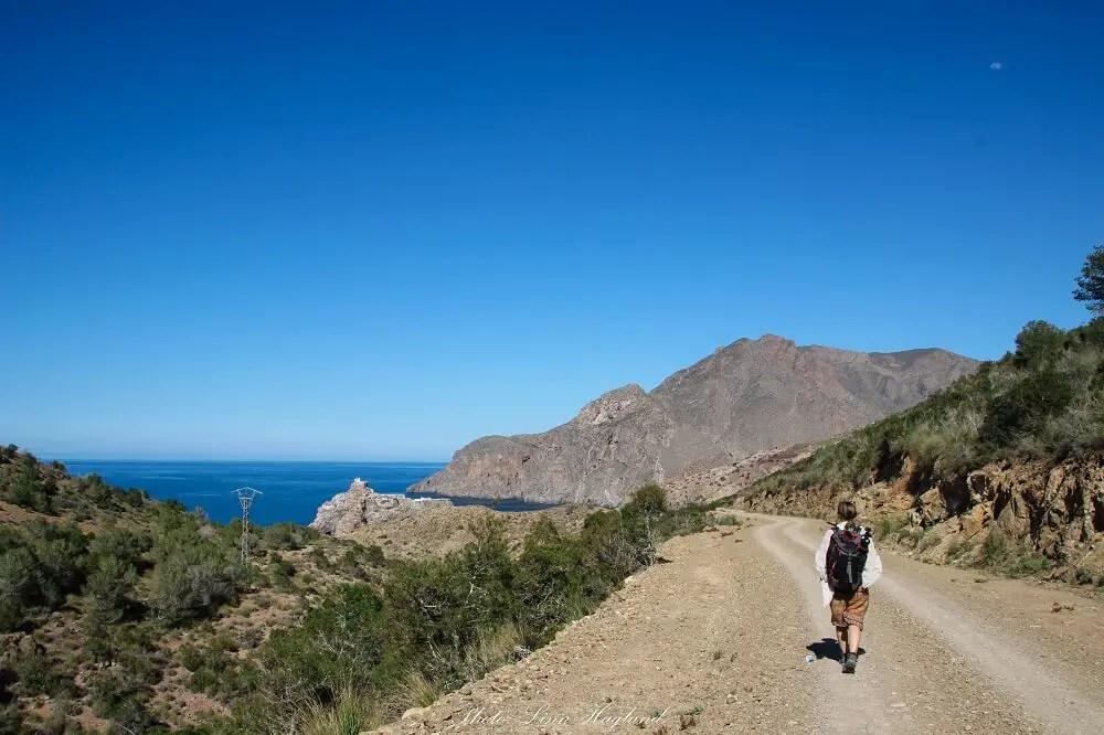 Hiking Al Hoceima National Park Morocco
