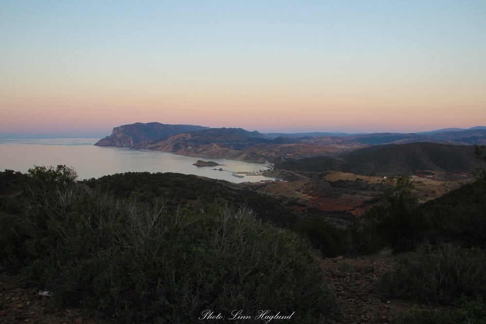 Cala Iris Morocco