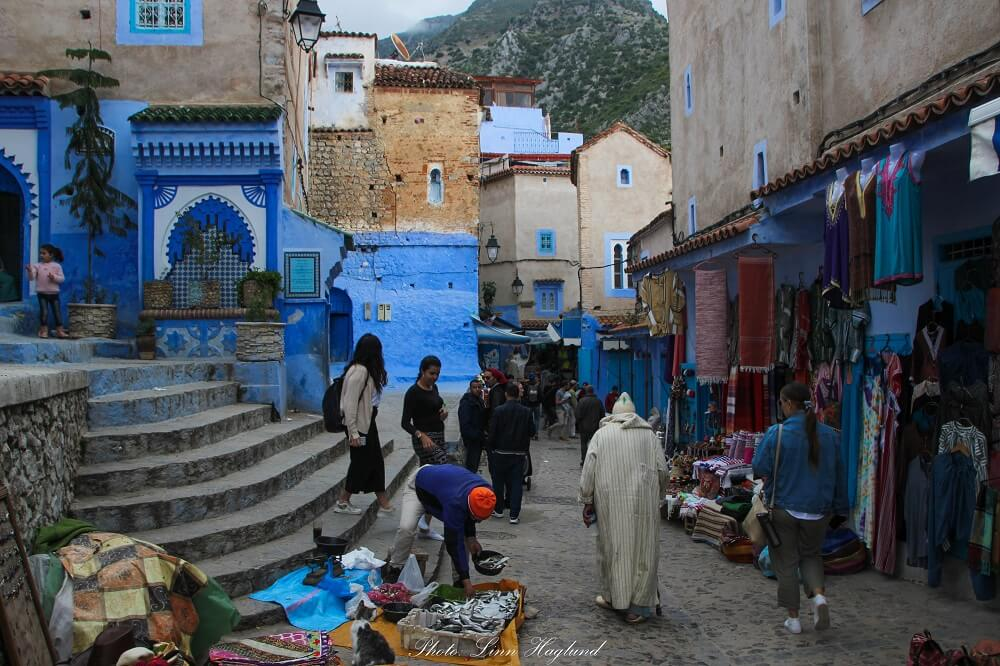 With one week in Morocco Chefchaouen should make it to your itinerary
