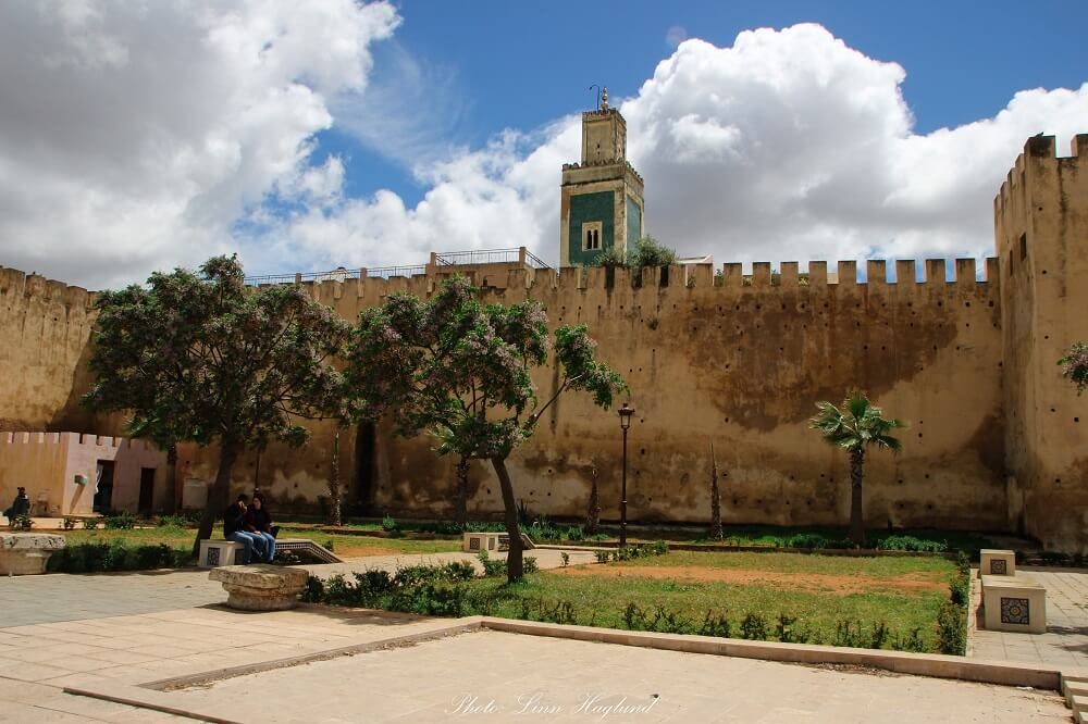 7 day Morocco itinerary including Meknes