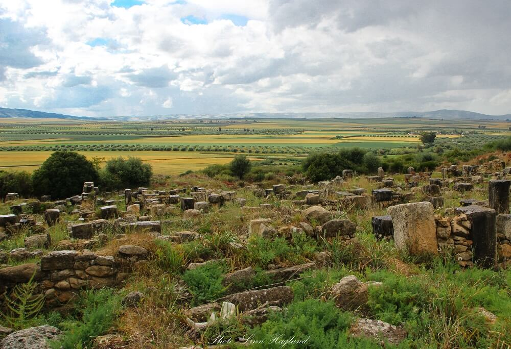 Volubilis Roman ruins should be on your Morocco itinerary