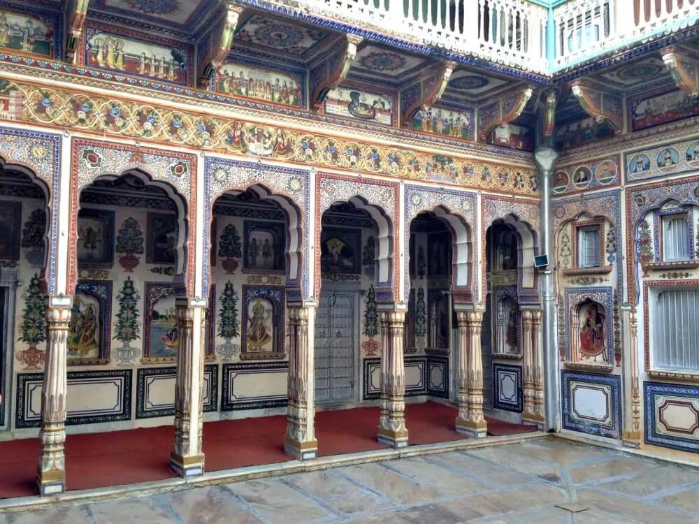 Rajasthan beauty in Nawalgarh