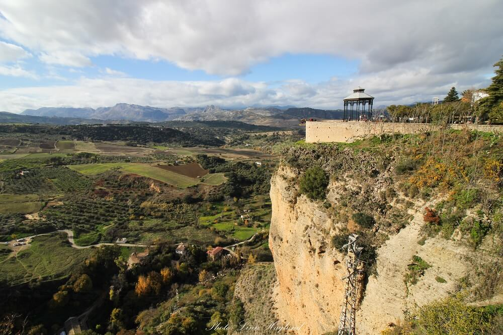 Traveling locally in Ronda