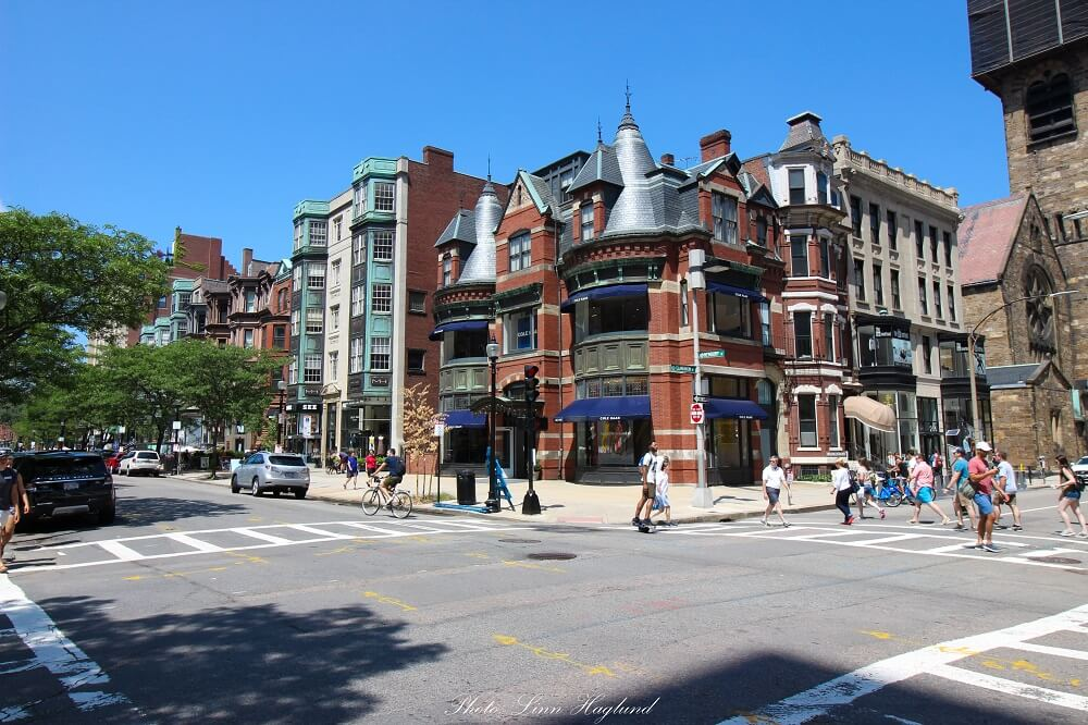 Walk around Copley Square for the best things to see in Boston in one day