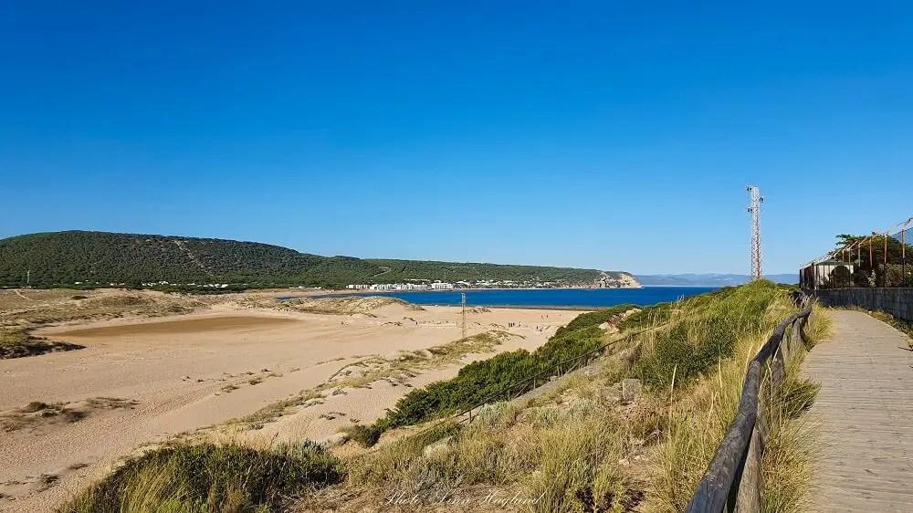 Cape Trafalgar view to Los Caños