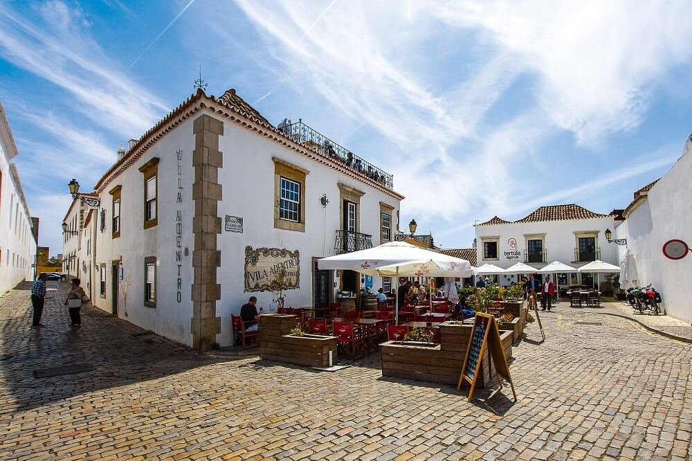 Start your Algarve road trip in Faro