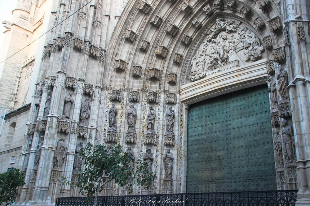 3 days in Seville itinerary must include the asotounding cathedral in Seville