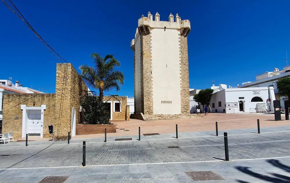 Torre de Guzmán - Conil's first building