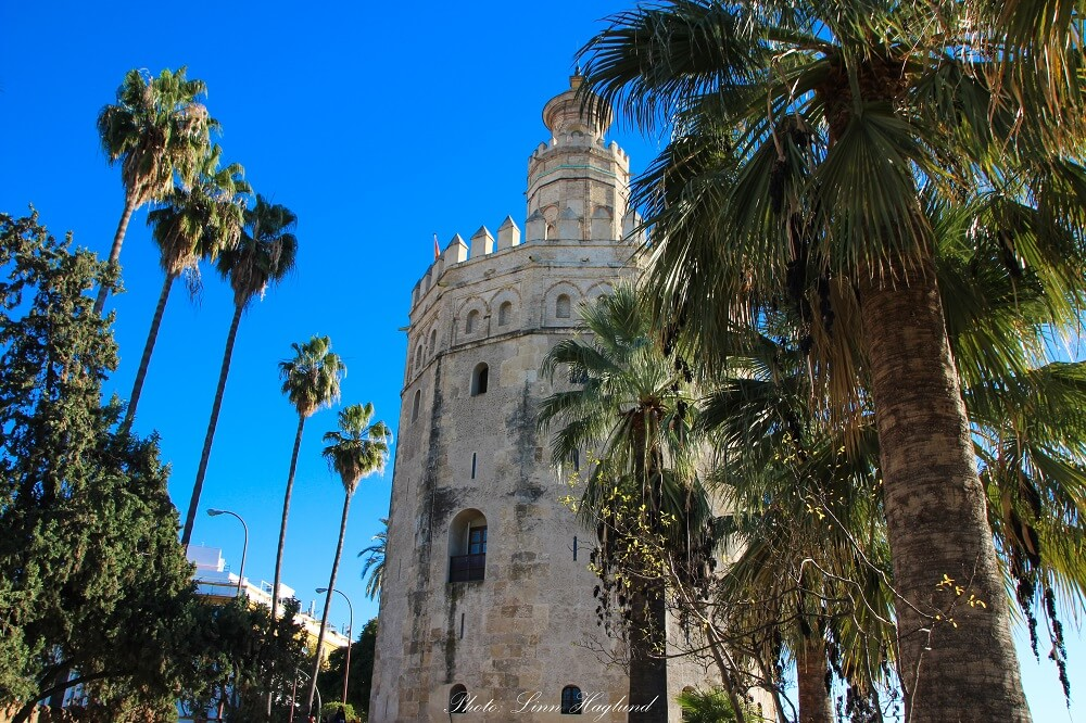 Torre del Oro is a must with 3 days in Seville