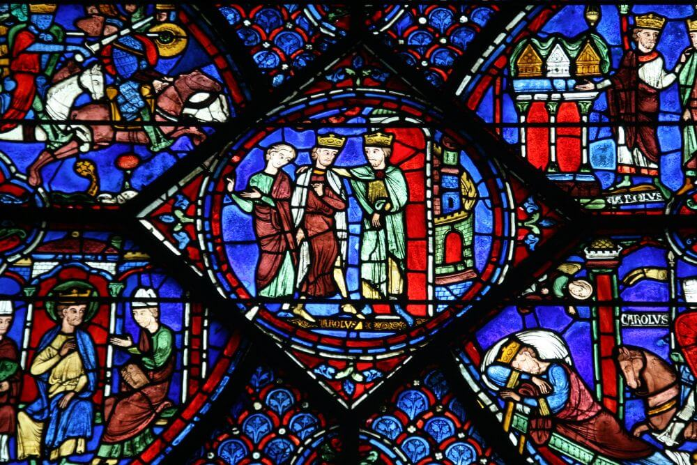 Chartres is one of the best Paris day trips by train