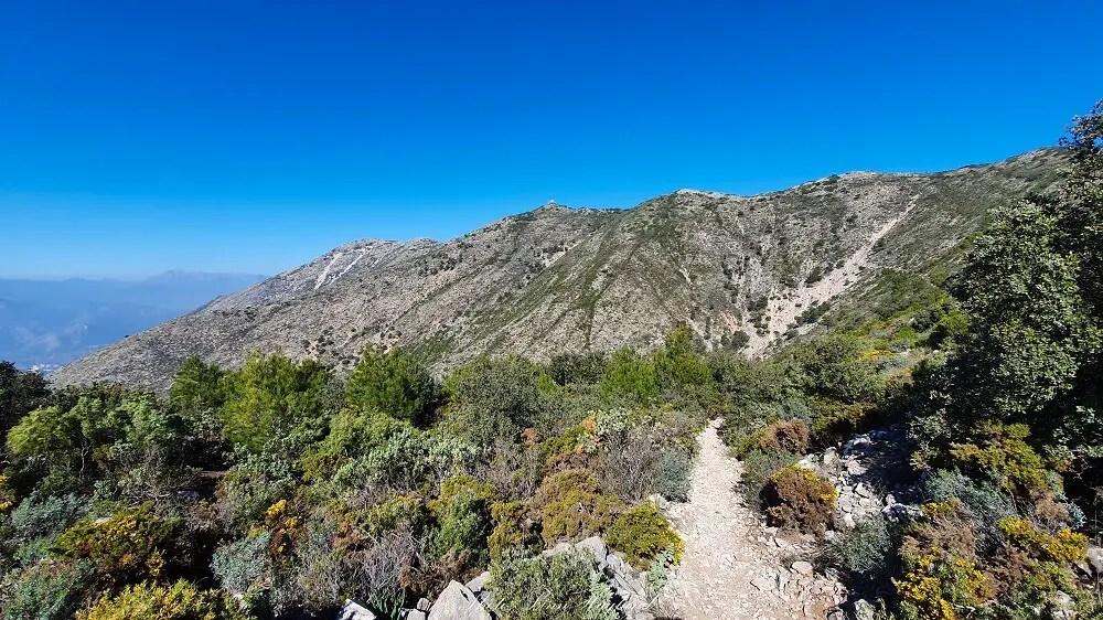 Things to do in Mijas - Hike to the top of Pico de Mijas