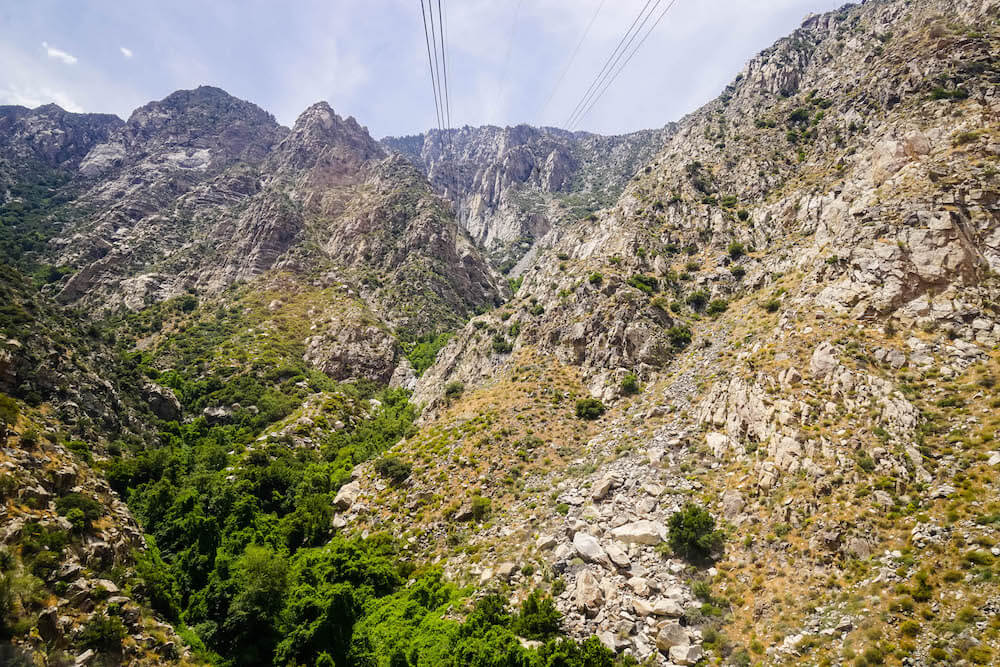 Skyline Trail to Aerial Tramway Top Station is one of the best hikes in southern California