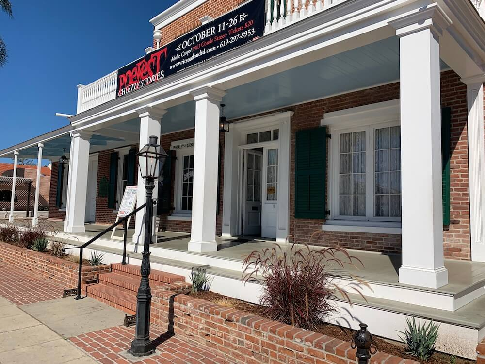 What to do in San Diego in one day: See the Whaley House