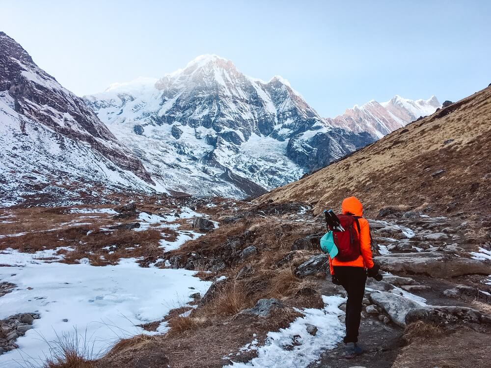 Annapurna Base Camp should be on your Asia travel bucket list