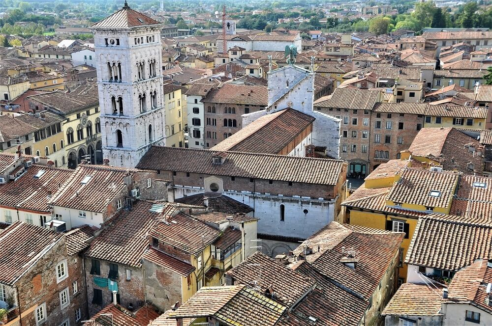 Day trip to Lucca