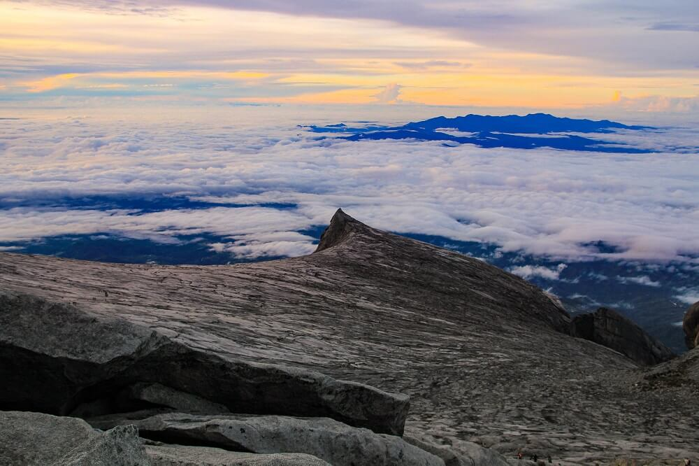 Sunrise at Mt Kinabalu is a true Asia bucket list experience