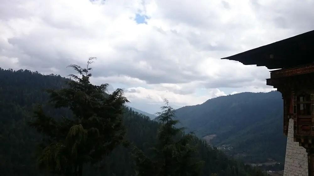 Tango Monastery Bhutan