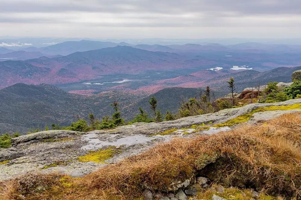 Best hiking trails East Coast - Mount Marcy Summit