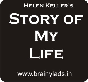 Character Sketch of Helen Keller, Class X
