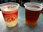 St. Ambroise Alcoholic Cider and Apricot Beer